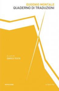 Copertina di 'Quaderno di traduzioni'