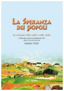 Copertina di 'La speranza dei popoli. Lo sviluppo nella carità e nella verità'