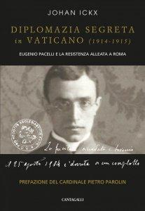 Copertina di 'Diplomazia segreta in Vaticano (1914  1915)'