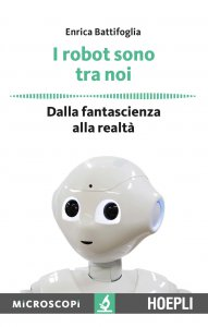 Copertina di 'I robot sono tra noi'