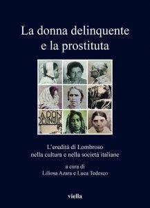 Copertina di 'La donna delinquente e la prostituta'