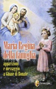 Copertina di 'Maria regina delle famiglie'