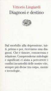 Copertina di 'Diagnosi e destino'