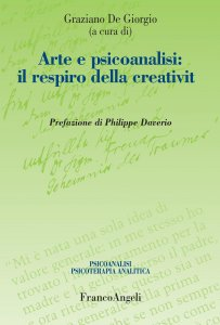 Copertina di 'Arte e psicoanalisi: il respiro della creatività'