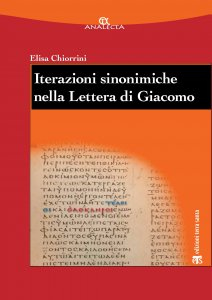 Copertina di 'Iterazioni sinonimiche nella Lettera di Giacomo'
