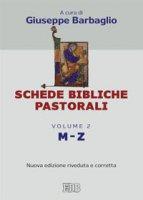 Schede bibliche pastorali. Volume 2 M-Z