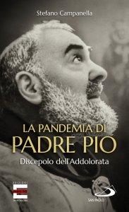 Copertina di 'La pandemia di Padre Pio'