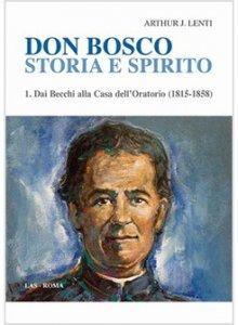 Copertina di 'Don Bosco storia e spirito'
