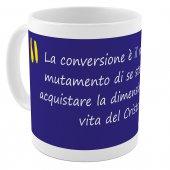"Immagine di 'SpiriTazza ""La conversione"" (Gianfranco Ravasi) - Mod.Blu'"