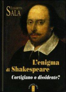 Copertina di 'L'enigma di Shakespeare'