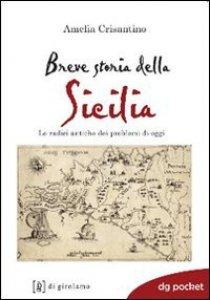 Copertina di 'Breve storia della Sicilia'