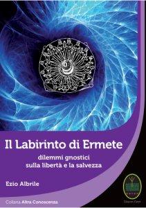 Copertina di 'Il labirinto di Ermete'
