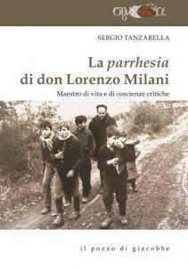Copertina di 'La parrhesia di don Lorenzo Milani'