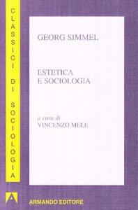 Copertina di 'Estetica e sociologia'