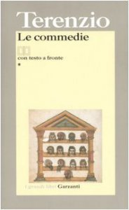 Copertina di 'Le commedie. Testo latino a fronte'