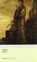 ElenaIone. Testo greco a fronte - Euripide