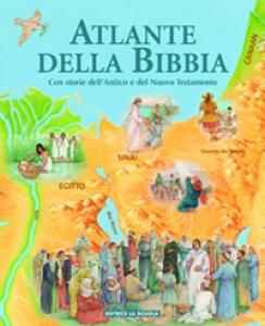 Copertina di 'Atlante della Bibbia'