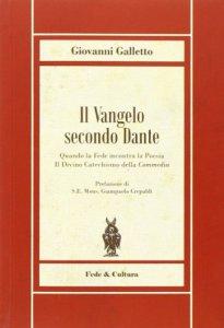 Copertina di 'Il Vangelo secondo Dante'