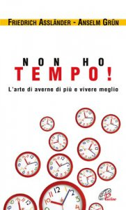 Copertina di 'Non ho tempo'