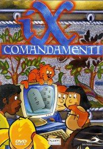 Copertina di 'I X Comandamenti'