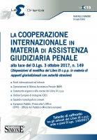 La cooperazione internazionale in materia di assistenza giudiziaria penale - Raffaele Marino
