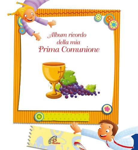Preferenza Album ricordo della mia prima comunione libro, Paoline Edizioni  OK98