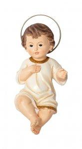 Copertina di 'Gesù Bambino benedicente - altezza 10 cm'