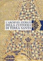 Archivio storico della custodia di Terra Santa - Maiarelli Andrea