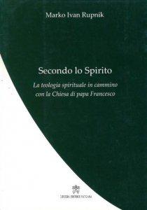 Copertina di 'Secondo lo Spirito'