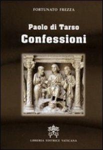 Copertina di 'Paolo di Tarso. Confessioni'