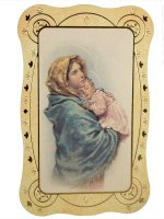 Immagine Maria e Gesù (10 pezzi)