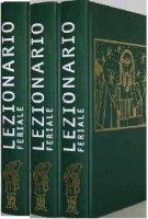Nuovo Lezionario Feriale. Kit completo 3 volumi di  su LibreriadelSanto.it