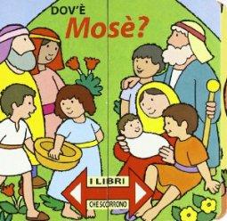 Copertina di 'Dov'è Mosè?. I libri che scorrono'