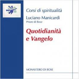 Copertina di 'Quotidianità e Vangelo'
