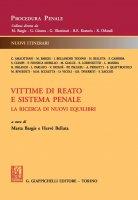 Vittime di reato e sistema penale - AA.VV.