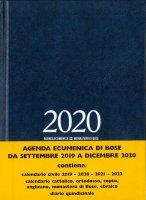 Agenda ecumenica di Bose 2020 - Comunità di Bose