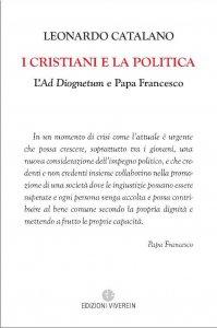 Copertina di 'I cristiani e la politica'