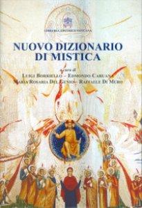 Copertina di 'Nuovo dizionario di mistica'