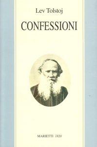 Copertina di 'Confessioni'