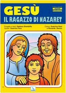 Copertina di 'Gesù il ragazzo di Nazaret (poster)'