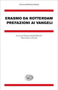 Copertina di 'Prefazioni ai Vangeli. Testo latino a fronte'