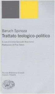 Copertina di 'Trattato teologico-politico'