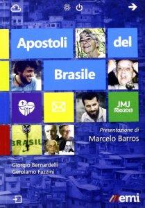 Copertina di 'Apostoli del Brasile'