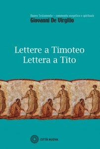 Copertina di 'Lettere a Timoteo'