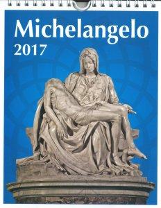 Copertina di 'Michelangelo 2017 - 24x16,5'