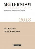 Modernism. 2018: «Modernists»