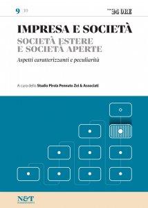 Copertina di 'IMPRESA E SOCIETA' 9 - Società estere e società aperte'