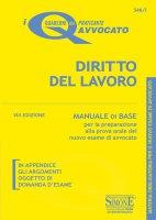 I Quaderni del praticante Avvocato - Diritto del Lavoro - Redazioni Edizioni Simone