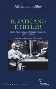 Copertina di 'Il Vaticano e Hitler'