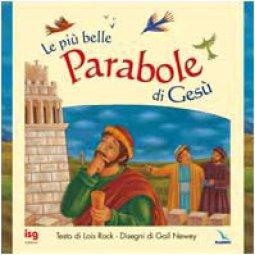Copertina di 'Le più belle parabole di Gesù'